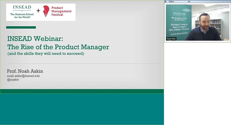 Webinar: Rise of the Product Manager